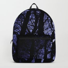 Barren Tree Branches Backpack
