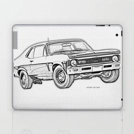 1968 Nova Laptop & iPad Skin