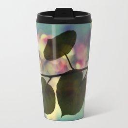 Kiwi leaves Travel Mug