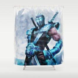 League of Legends FROZEN SHEN Shower Curtain