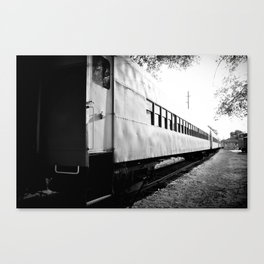 HELL ON WHEELS Canvas Print