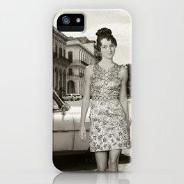 VOGUE TRIBUTE iPhone Case