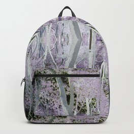 A Grove of Madrones reflection Backpack