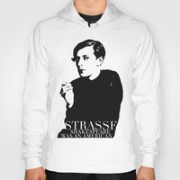 shakespeare Hoodies featuring STRASSE Shakespeare by SPARTAKUS Performances