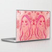 lana Laptop & iPad Skins featuring Lana by Esther Bonte