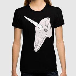 Unicorn Skull T-shirt