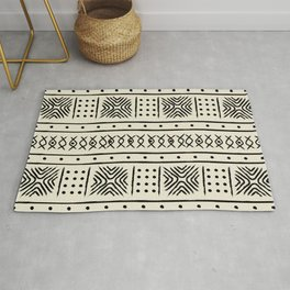 Another mud cloth pattern Rug