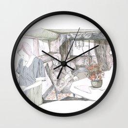 Maria, porfavor Wall Clock