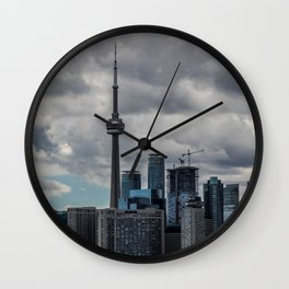 City of Gloom Wall Clock