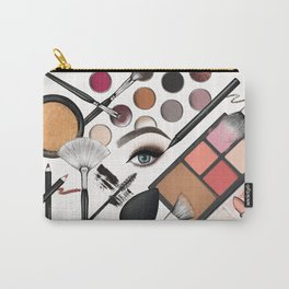 Makeup Looks – The Classic Glam Carry-All Pouch