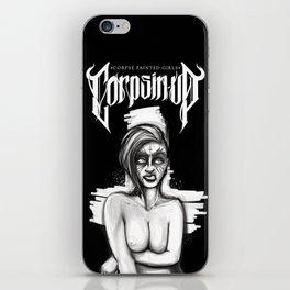 Corpsin-up #21 iPhone Skin