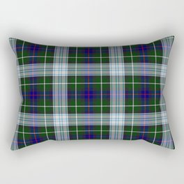 Clan MacKenzie Tartan Rectangular Pillow
