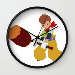Karol Capel - Tales of Vesperia Wall Clock