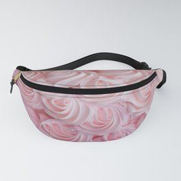 Pink Cake Frosting Fanny Pack