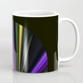 A Fan in Abstract Coffee Mug
