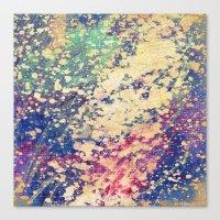 acid Canvas Prints featuring Acid by Fernando Vieira
