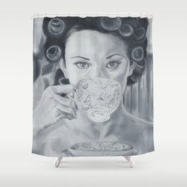 Everyday Girl Shower Curtain