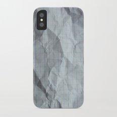 Graphic Slim Case iPhone X