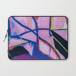 Washed Out Magenta Laptop Sleeve