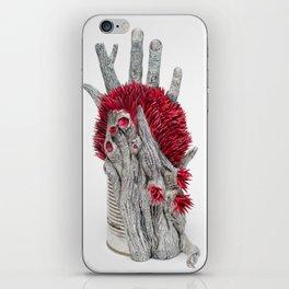 In Trees we Trust | Surrealistic Sculpture | PetitPlat.fr iPhone Skin