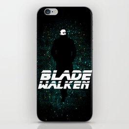 Blade-Walken iPhone Skin