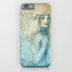 I must be a mermaid iPhone 6s Slim Case