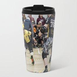 Jam-Munition in Action Travel Mug