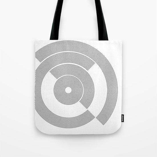 circle pattern 01 Tote Bag