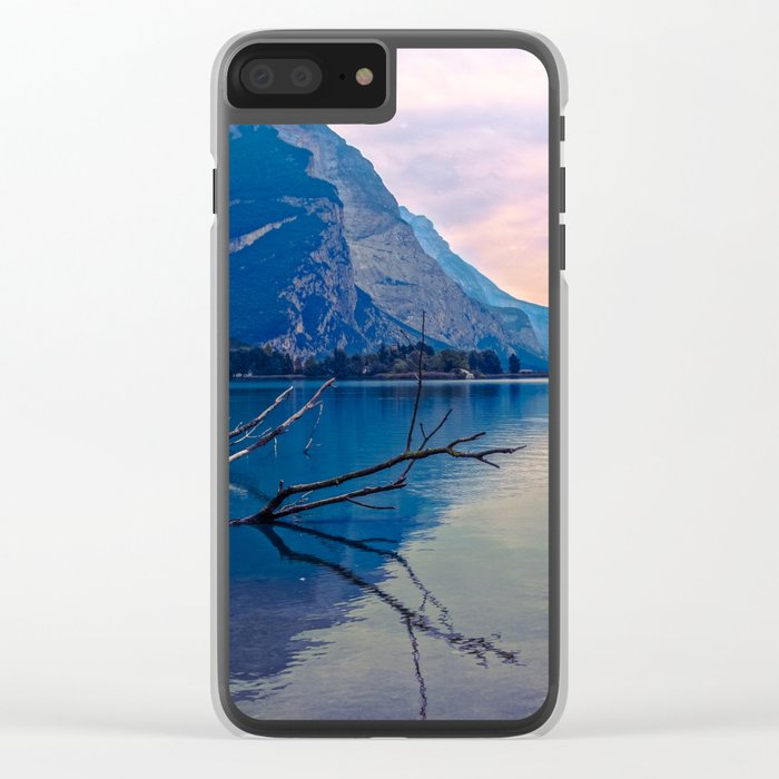 Morning Awakes Clear iPhone Case