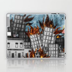 Hell Fire & McDonalds Laptop & iPad Skin