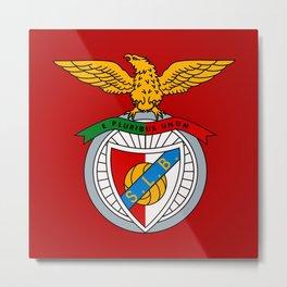 Benfica Metal Print