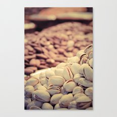 Nuts, nuts and more nuts Canvas Print