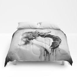 Dead to Me Comforters
