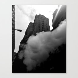 Gotham City - New York photography Canvas Print