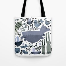Story of the Rabbit Tote Bag