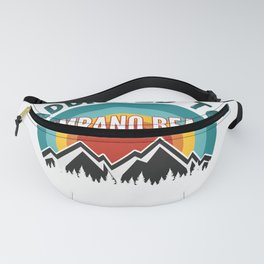 Addicted to Pompano Beach Fanny Pack