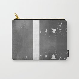 Creative Up and Down Abstract Arrows Carry-All Pouch