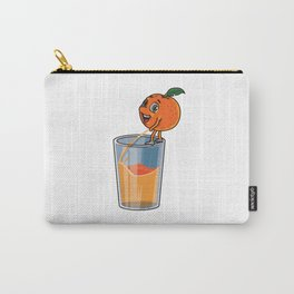 Freshly Squeezed Orange Juice Carry-All Pouch