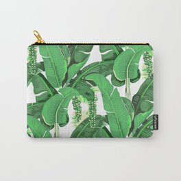 banana leaves brazilliance Carry-All Pouch