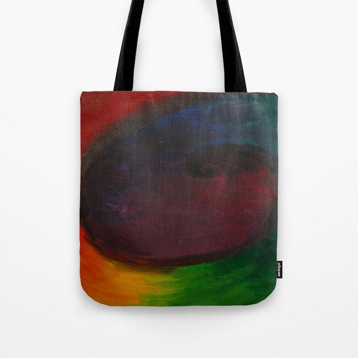 Color Wheel Tote Bag