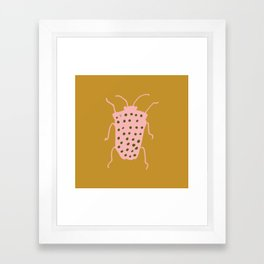arthropod mustard Framed Art Print