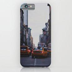 New York Traffic Slim Case iPhone 6s