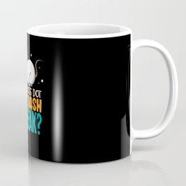 What goes dot dot dash squeak rat mouse shirt Coffee Mug