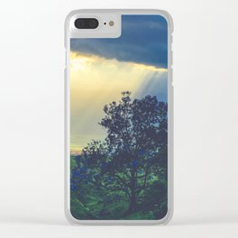 Dream of Mortal Bliss Clear iPhone Case