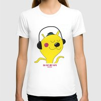 dj T-shirts featuring dj by Sucoco