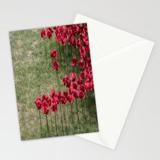 We Will Remember Them Stationery Cards