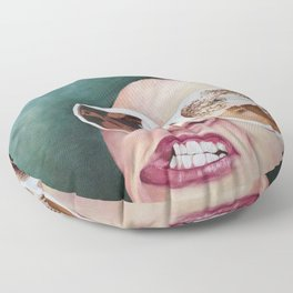 The Real Me Floor Pillow