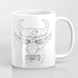 Dickfacetor Coffee Mug