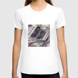 Namaste 11- Sandra Inspiration-Vintage Antique Design T-shirt