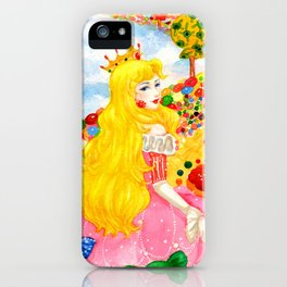 Candy Princess from Fairy Tales iPhone Case
